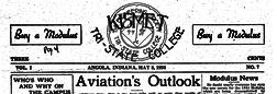 Kismet newspaper archives