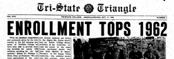 Tri State Triangle newspaper archives