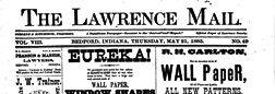 Bedford Lawrence Mail newspaper archives