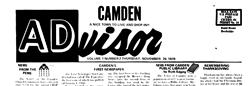 Camden Advisor newspaper archives