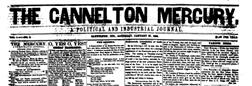 Cannelton Mercury newspaper archives