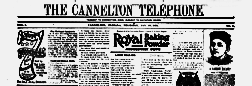 Cannelton Telephone newspaper archives