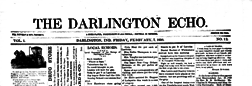 Darlington Echo newspaper archives