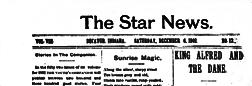 Decatur Star News newspaper archives