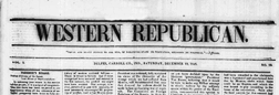 Delphi Western Republican newspaper archives