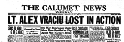 East Chicago Calumet News Weekly newspaper archives