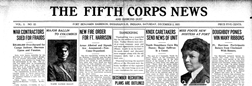 Fort Benjamin Harrison Fifth Corps News newspaper archives