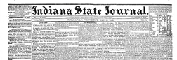 Fort Wayne Indiana State Journal newspaper archives