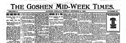 Ghosen Mid Week Times newspaper archives
