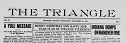 Hanover Triangle newspaper archives