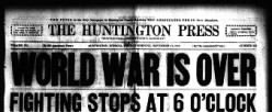 Huntington Press newspaper archives
