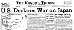 Kokomo Tribune newspaper archives