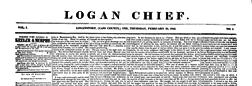 Logansport Logan Chief newspaper archives