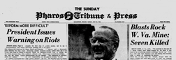Logansport Pharos Tribune And Press newspaper archives