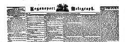 Logansport Telegraph newspaper archives