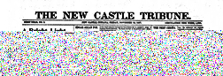New Castle Tribune newspaper archives