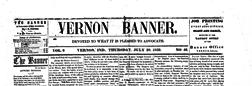North Vernon Banner newspaper archives