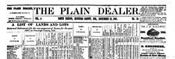 North Vernon Plain Dealer newspaper archives