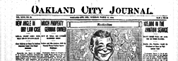 Oakland City Journal newspaper archives