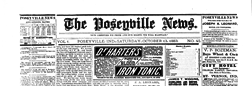 Poseyville News newspaper archives