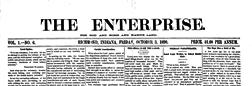 Richmond Enterprise newspaper archives