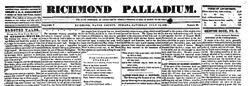 Richmond Palladium newspaper archives