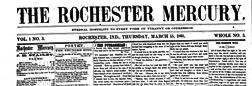 Rochester Indiana newspaper archives