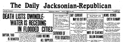Rushville Daily Jacksonian Republican newspaper archives