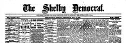Shelbyville Democrat newspaper archives