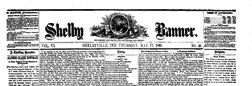 Shelbyville Shelby Banner newspaper archives