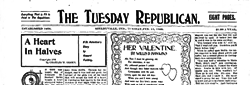 Shelbyville Tuesday Republican newspaper archives