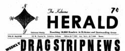 Kokomo Herald newspaper archives