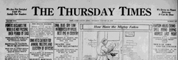 Ames Thursday Times newspaper archives