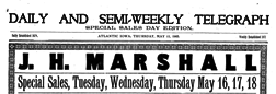 Daily And Semi Weekly Telegraph newspaper archives