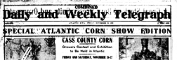 Daily And Weekly Telegraph newspaper archives