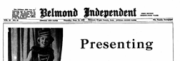 Belmond Independent newspaper archives