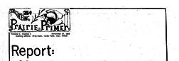 Cedar Falls New Prairie Primer newspaper archives