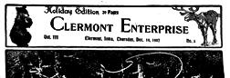 Clermont Enterprise newspaper archives