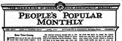 Des Moines People Popular Monthly newspaper archives