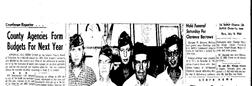 Dewitt Observer newspaper archives