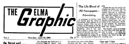 Elma Graphic newspaper archives