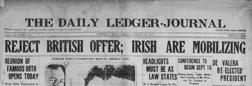 Fairfield Daily Ledger Journal newspaper archives