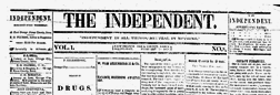 Hawarden Independent newspaper archives