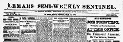 Lemars Semi Weekly Sentinel newspaper archives