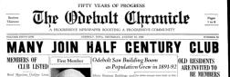 Odebolt News newspaper archives