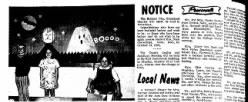 Sioux County Capital newspaper archives