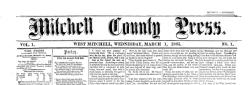 Osage Press News newspaper archives