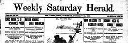 Oskaloosa Weekly Herald newspaper archives