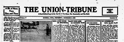 Russel Union Tribune newspaper archives