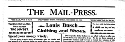 Strawberry Point Mail Press newspaper archives
